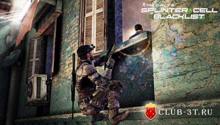 Tom Clancy's Splinter Cell Blacklist Трейнер version 1.03 + 11