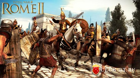 Total War Rome 2 Trainer version 1.0 + 3