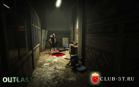Outlast Trainer version 1.0 + 5