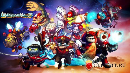 Awesomenauts Trainer version 2.8.xx + 5