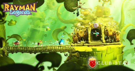 Rayman Legends Trainer version 1.0 + 2