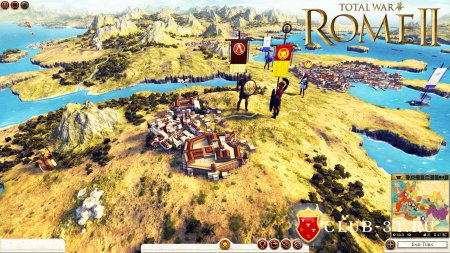 Total War Rome 2 Trainer version 1.1 (steam 7018) + 9