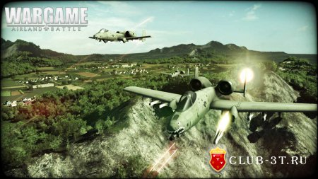 Wargame AirLand Battle Трейнер version 130529 + 7