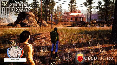State of Decay Трейнер version 1.1 + 4