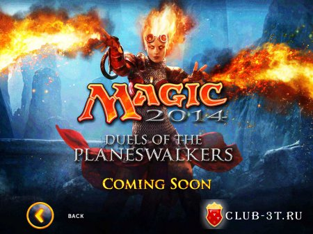 Magic The Gathering Duels of the Planeswalkers 2014 Трейнер version 1.0 (update 2) + 2