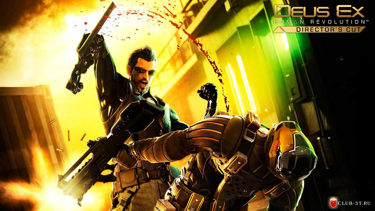 Deus Ex Human Revolution Director Cut Build     Trainer
