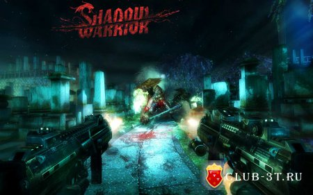 Shadow Warrior Trainer version 1.02 + 6