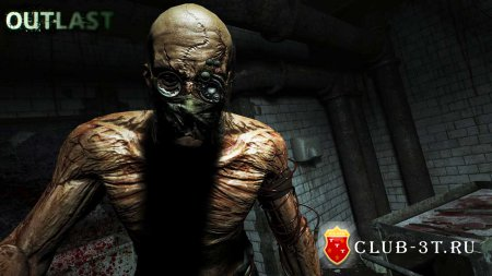 Outlast Trainer version 1.5 + 3