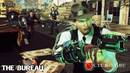 The Bureau XCOM Declassified Trainer version 1.0.57 + 8