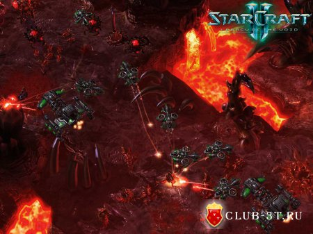 Трейнер к игре StarCraft 2 Legacy of the Void