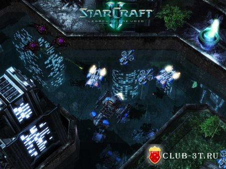 Обзор игры StarCraft 2 Legacy of the Void