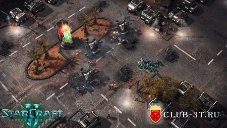 скриншот игры StarCraft 2 Legacy of the Void
