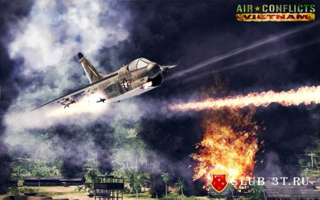 Air Conflicts Vietnam Трейнер version 1.0.0.1 + 4