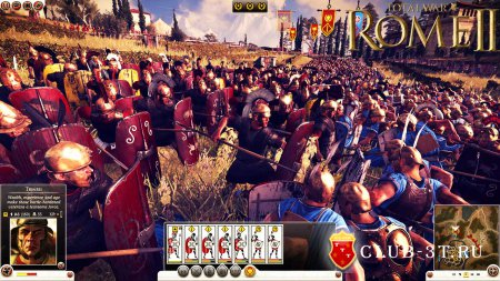 Total War Rome 2 Трейнер version 1.3 (steam 7319) + 12
