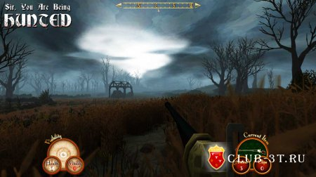Sir You Are Being Hunted Трейнер version 1.0.3.4518 + 3