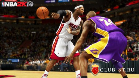 NBA 2K14 Trainer version 1.00 + 5
