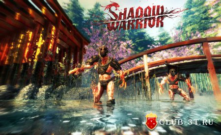Shadow Warrior Trainer version 1.06 + 6