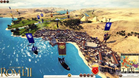 Total War Rome 2 Trainer version 1.4.0 (steam 7573) + 13