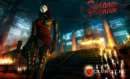 Shadow Warrior Trainer version 1.08 + 6