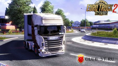 Euro Truck Simulator 2 Trainer version 1.4.12 + 1