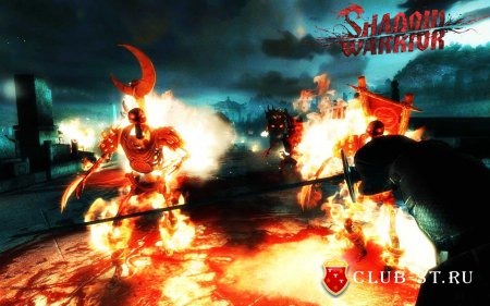 Shadow Warrior Трейнер version 1.08 + 10