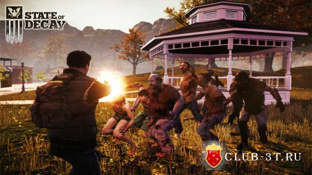 State of Decay Trainer version 1.5 + 7