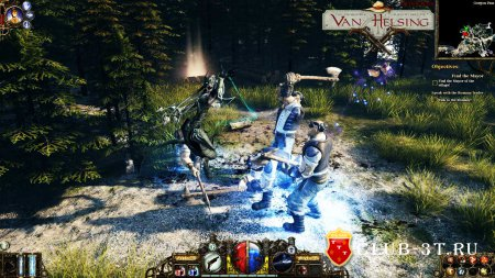 The Incredible Adventures of Van Helsing Трейнер version 1.1.25 + 14