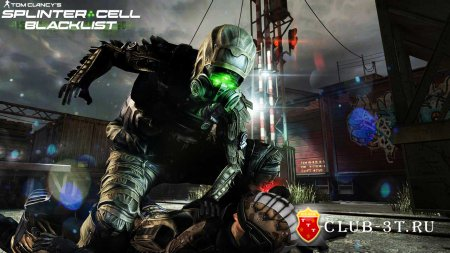 Tom Clancy's Splinter Cell Blacklist Trainer version 1.03 + 10