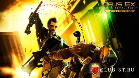 Deus Ex Human Revolution Director's Cut Трейнер version 1.0 build 2.0.0.0 + 14