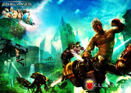 Enslaved Odyssey to the West Premium Edition Трейнер version 1.0 + 3