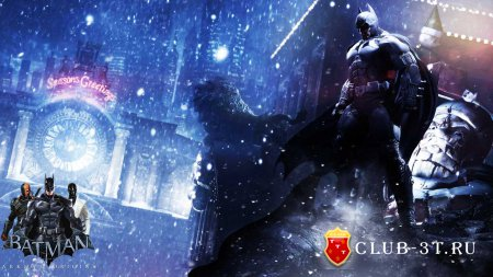 Batman Arkham Origins Trainer version 1.0 update 1 + 20