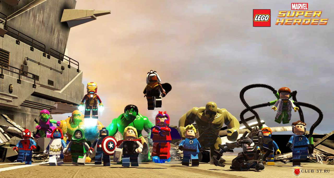 Чит коды к игре lego marvel super heroes
