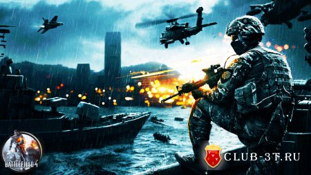 Battlefield 4 Trainer version 1.1 + 3