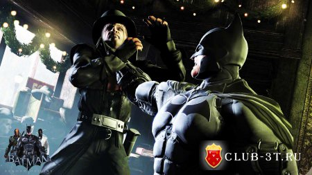 Batman Arkham Origins Трейнер version 1.0 update 3 + 21
