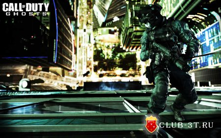 Call of Duty Ghosts Трейнер version 1.0.642115 + 9