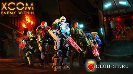 XCOM Enemy Within Trainer version 1.0.0.926 + 18