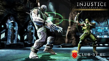 Injustice Gods Among Us Ultimate Edition Trainer version 1.0 + 2