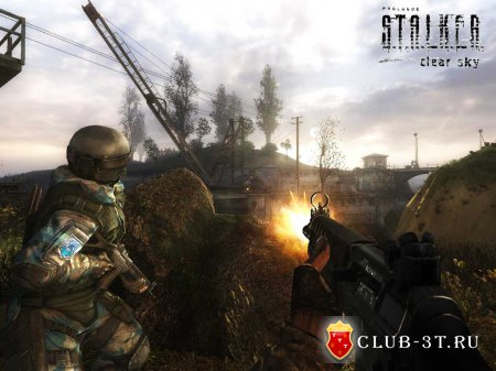 STALKER Clear Sky Trainer version 1.5.10 + 9
