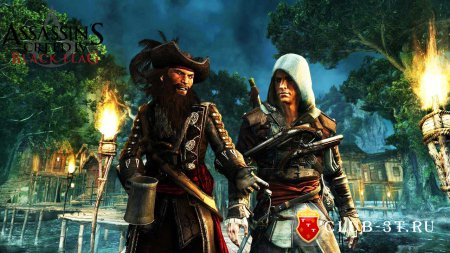 Assassin's Creed 4 Black Flag Trainer version 1.01 + 9