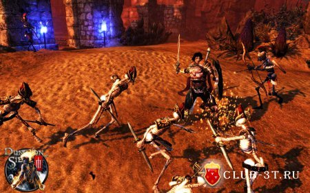 Dungeon Siege 3 Treasures of the Sun Trainer version (23.11.2013) + 6