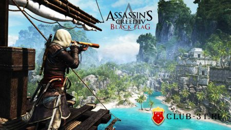 Assassin's Creed 4 Black Flag Трейнер version 1.01 + 14