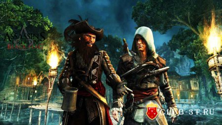 Assassin's Creed 4 Black Flag Трейнер version 1.02 (fixed) + 14
