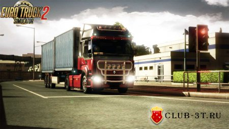 Euro Truck Simulator 2 ������� version 1.8.1 + 1