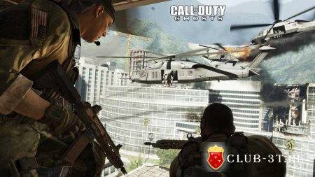 Call of Duty Ghosts Trainer version 1.4 + 16