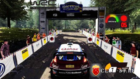 WRC 4 FIA World Rally Championship Трейнер version 1.0b + 2