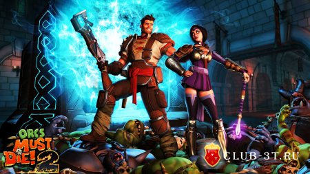 Orcs Must Die! 2 Trainer version 1.0.0.362 + 6