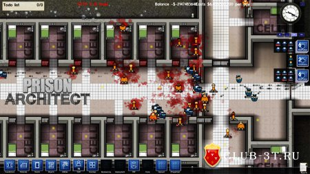 Prison Architect Trainer version alpha 16 + 3