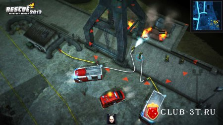 Rescue 2013 Everyday Heroes Trainer version 4.1.3.19.12 + 2
