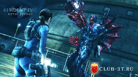 Resident Evil Revelations Trainer version 1.3.0 + 15