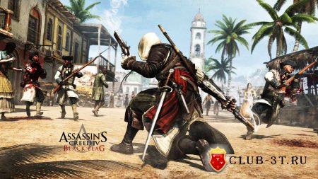 Assassin's Creed 4 Black Flag Trainer version 1.04 + 24